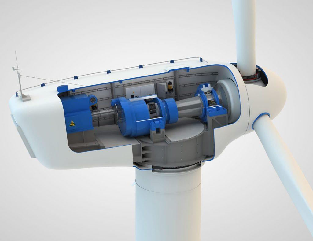SKF verbessert Schutz von Windenergieanlagen