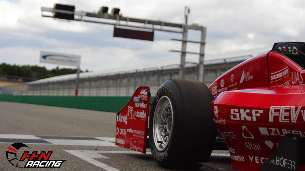 Formula Student Germany: Der Spaß fährt immer mit