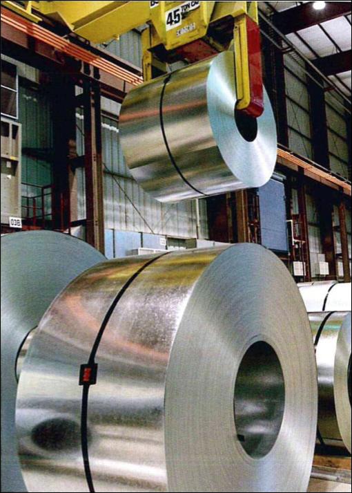 SKF entwickelte maßgeschneiderte Lösung für U.S. Steel