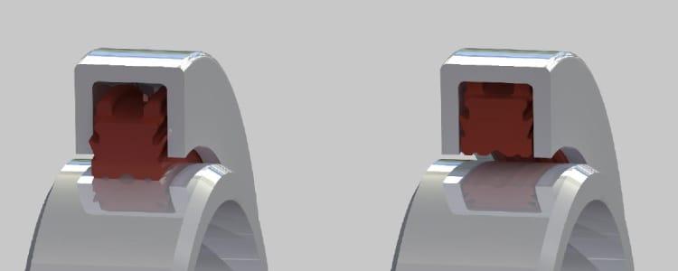 Kombinierte SEAL PACK Spann-/Greif-Dichtsysteme